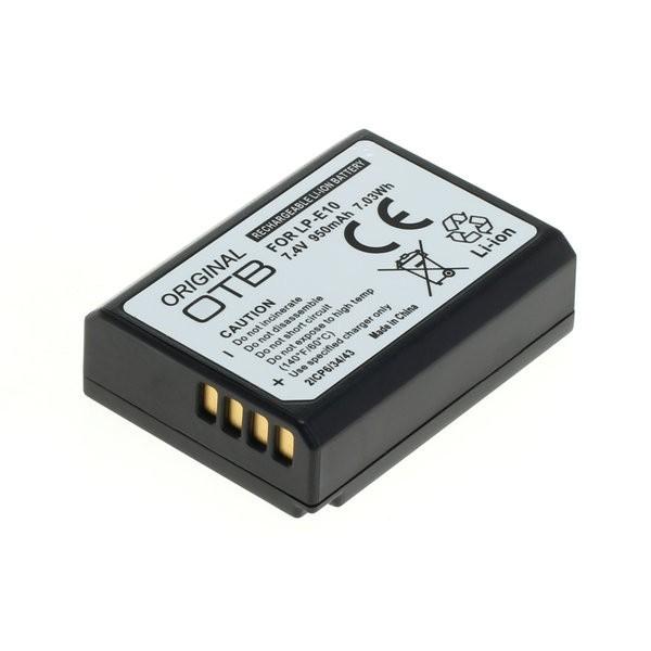 Bateria p. Canon EOS Rebel T3