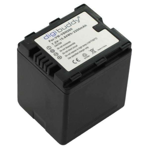 Bateria p. Panasonic HDC-HS900