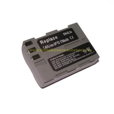 Bateria p. Nikon D90