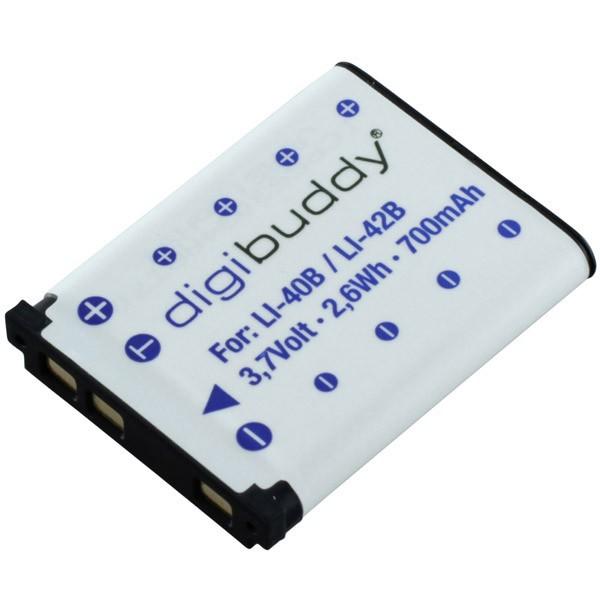 Original digibuddy Bateria p. Olympus VH-210