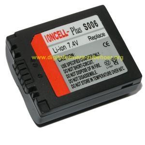 Bateria p. Panasonic Lumix DMC-FZ8